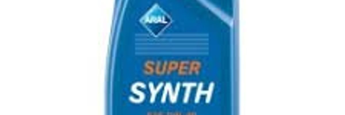 Aral SuperSynth 0W-40 - Просто супер.