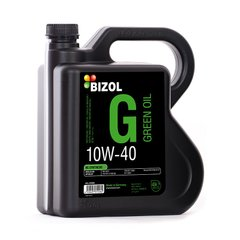 Bizol Green Oil 10W-40, 4л.