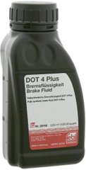 Febi 26748 Dot 4 Plus Brake Fluid, 250мл.