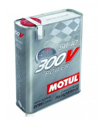 Motul 300V POWER 5W-40, 2л.