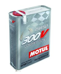 Motul 300V COMPETITION 15W-50, 2л.