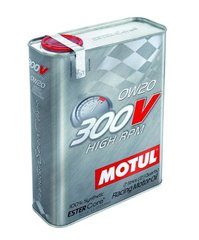 Motul 300V HIGH RPM 0W-20, 2л.
