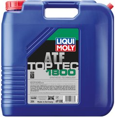 Liqui Moly Top Tec ATF 1800, 20л.