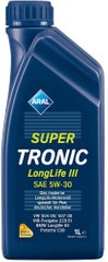 Aral SuperTronic Longlife III 5W-30, 1л.