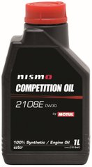 Motul Nismo Competition Oil 2108E 0W-30, 1л.