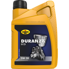 Kroon Oil Duranza Eco 5W-20, 1л.