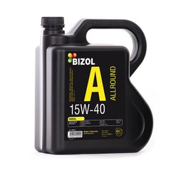 Bizol Allround 15W-40, 4л.