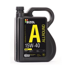 Bizol Allround 15W-40, 5л.