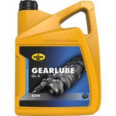 Kroon Oil Gearlube GL-4 80W, 5л.