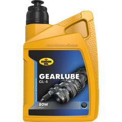Kroon Oil Gearlube GL-4 80W, 1л.